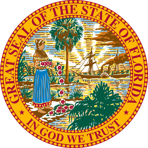 Florida Lawyers Insurance State Seal
